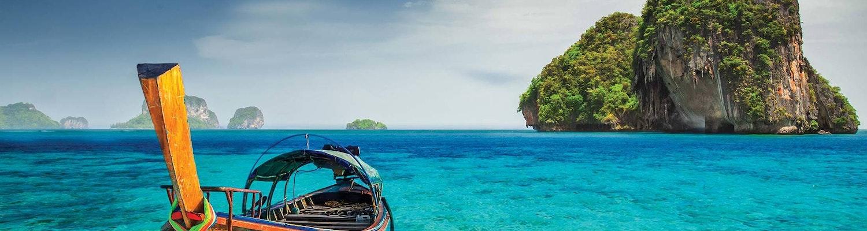 View of Paradise beach
