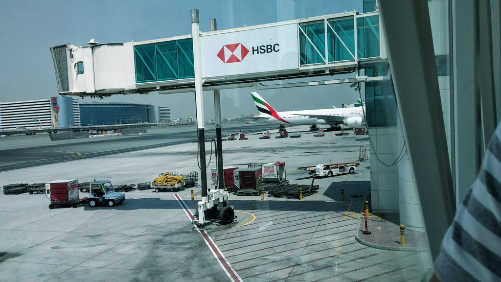 Day 1 Dubai Airport