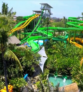 WaterBom Theme Park Bali