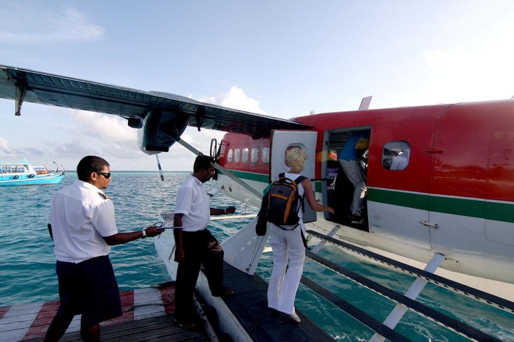 madives seaplane, seaplane transfer