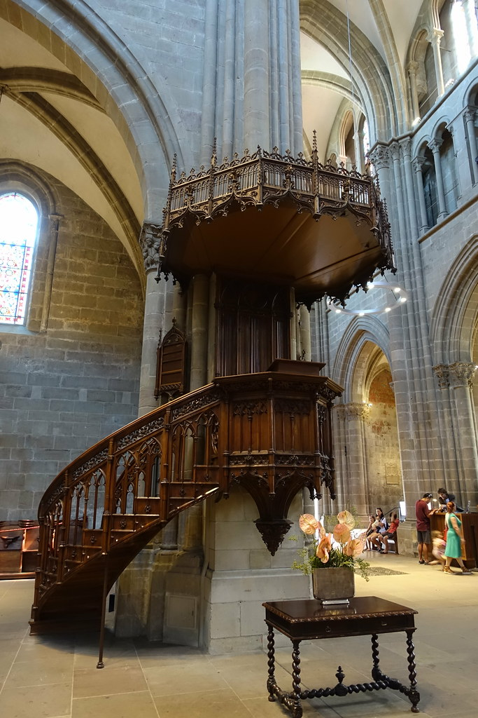 The Spiral staircase of the Cathedral