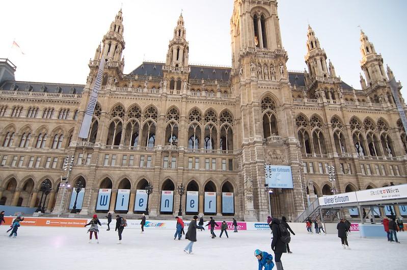 National Theatre in Vienna