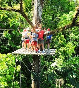 Ziplining Chiang Mai