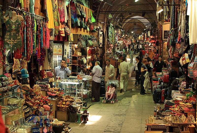Shopping in Grand Bazaar