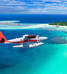 maldives seaplane ransfer, Maldives vacation, airtaxi