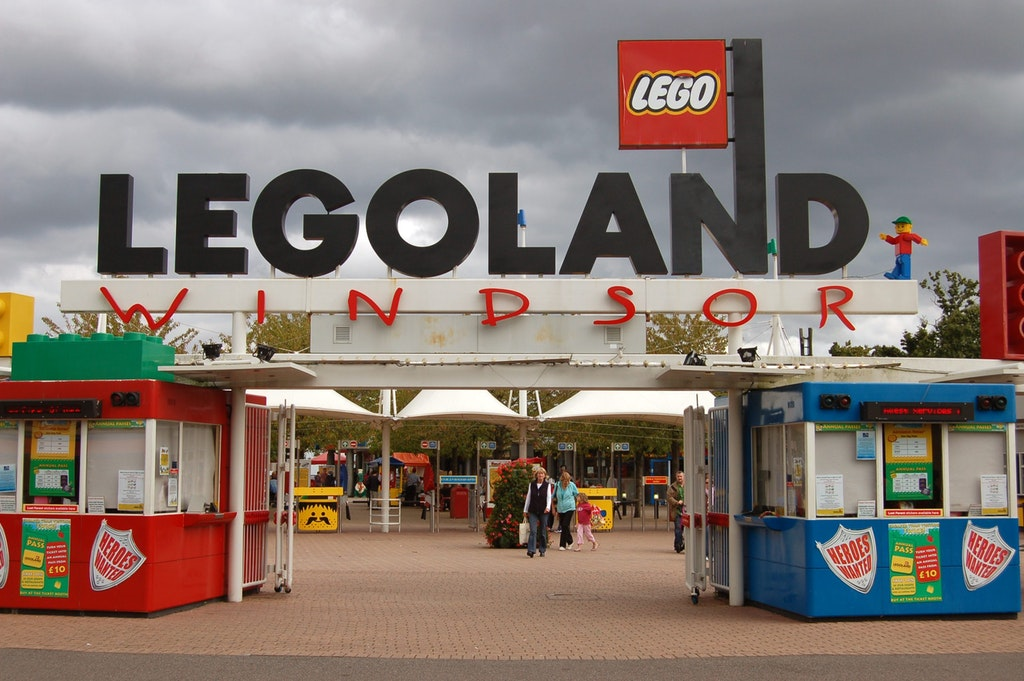 Windsor Legoland in London