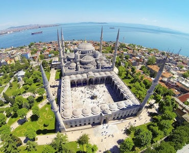 blue mosque, mosque in istanbul, turkey spiritual vacation