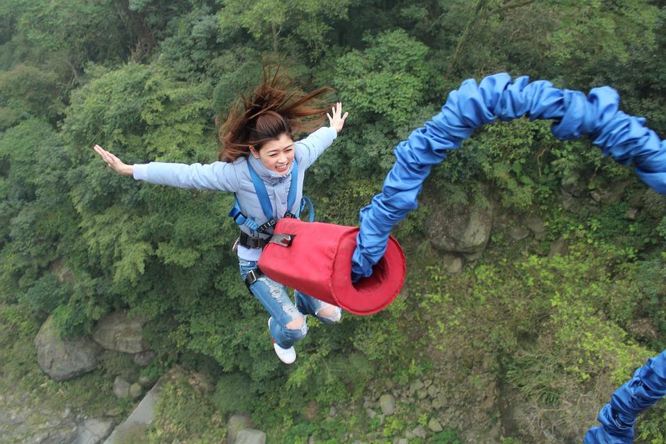 Regular Bungee Jumping, Pattaya