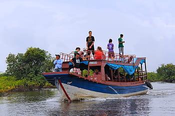 Cambodia River Cruise