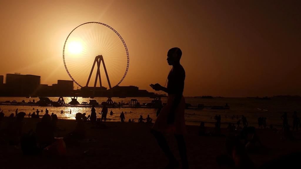 Dubai Sunsets