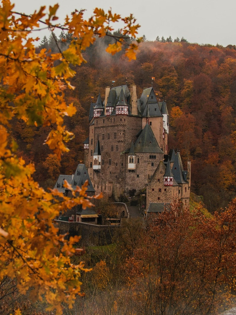 Autumn in Europe, one of the best times to visit