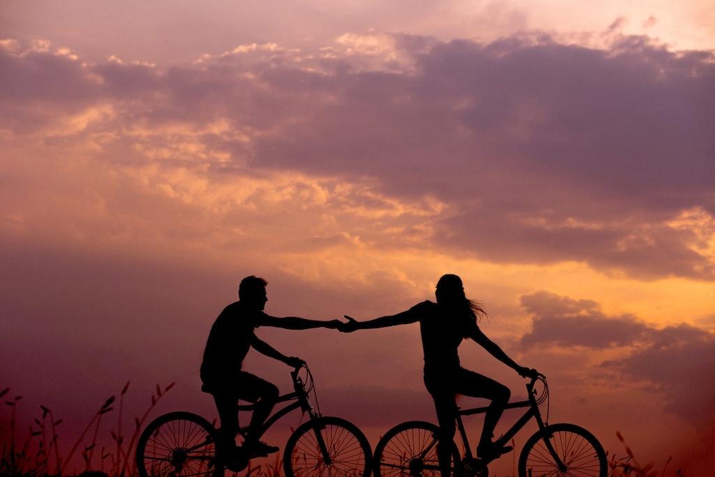Cycling on Feydhoo