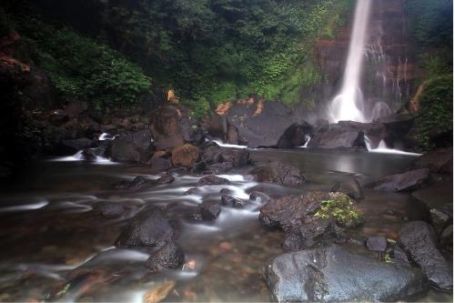 Gitgit waterfalls