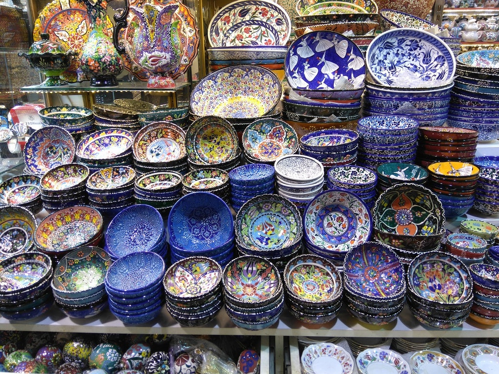 Ceramics Shops in Istanbul