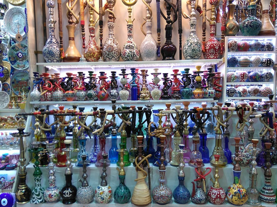 Antique Shops in Istanbul