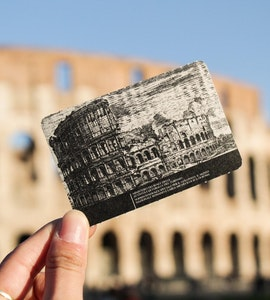 Colosseum in Rome, one of the best places to visit in Europe