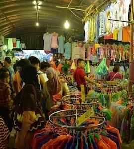 Krabi Night Shopping