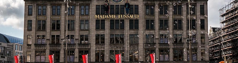 madame tussauds amsterdam city