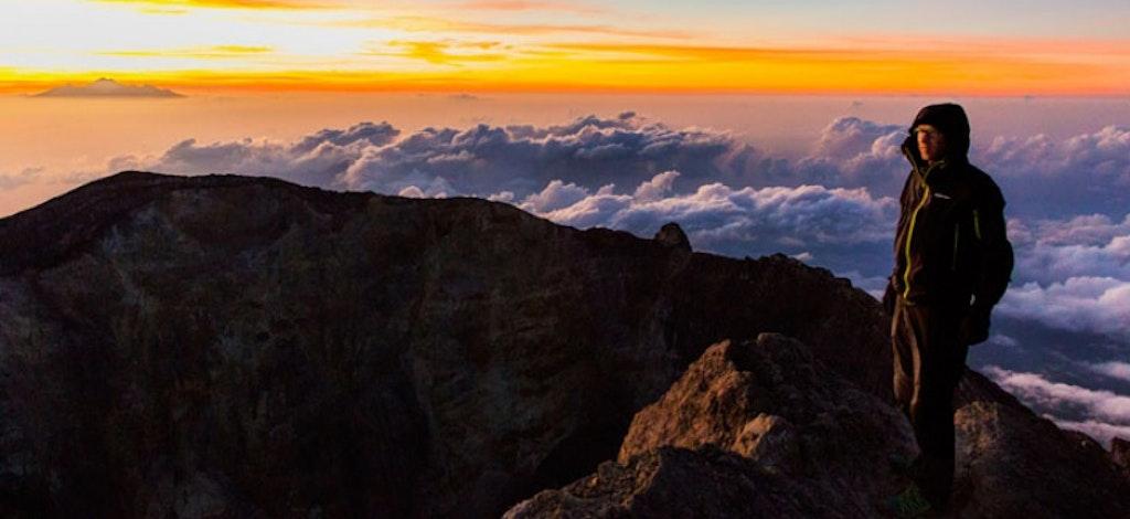 Mount Agung Trek, bali trekking, mt agung, sunrise trek in bali