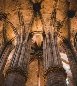 basilica in barcelona