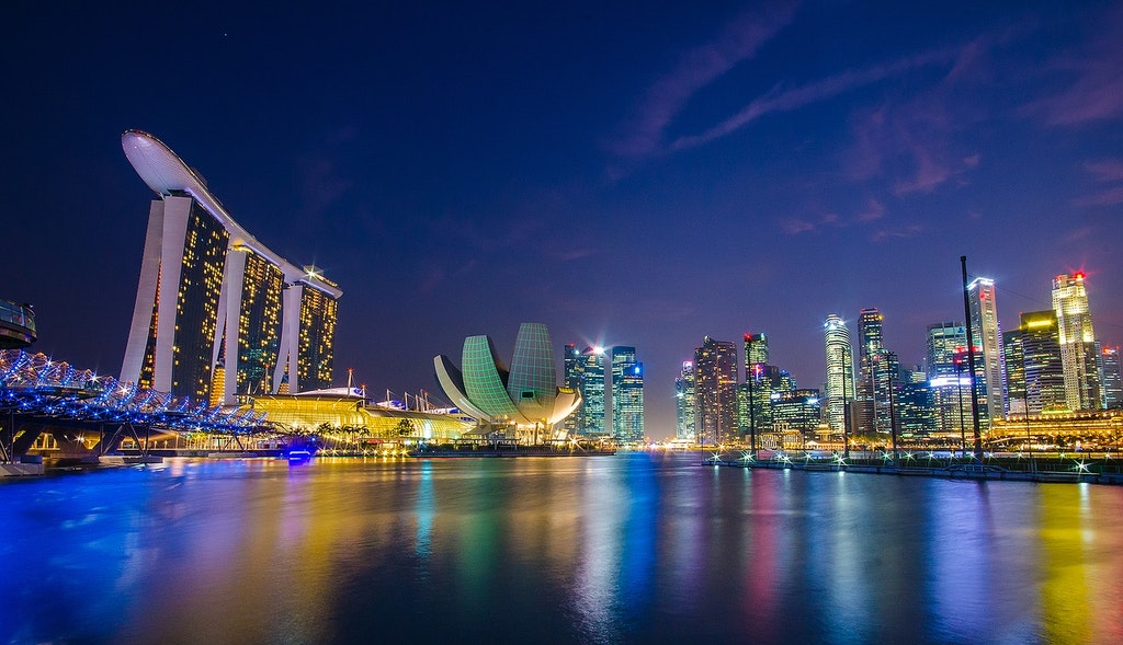 The Singapore City