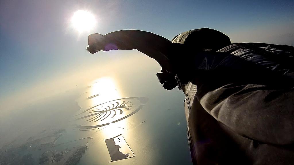 Dubai Skydive