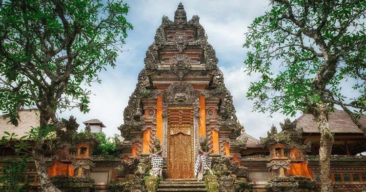 Ubud Royal Palace
