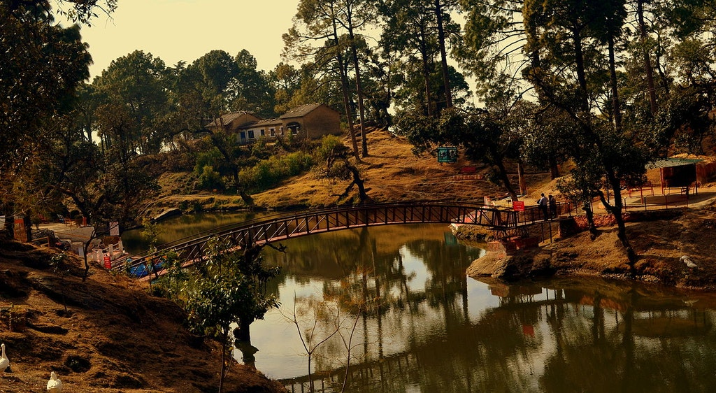 Bhulla Tal lake view one of the offbeat places to visit in Uttarakhand