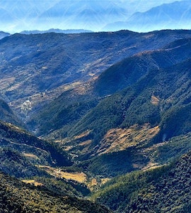 A view from Chopta