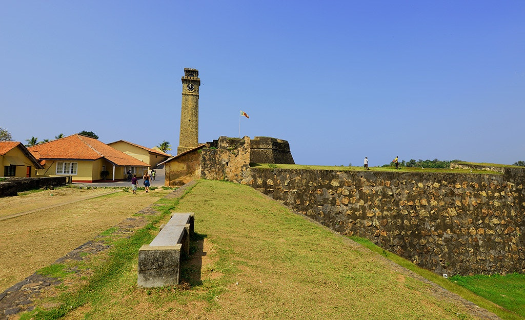 Galle Fort Tower (Srilanka Tour on Budget)