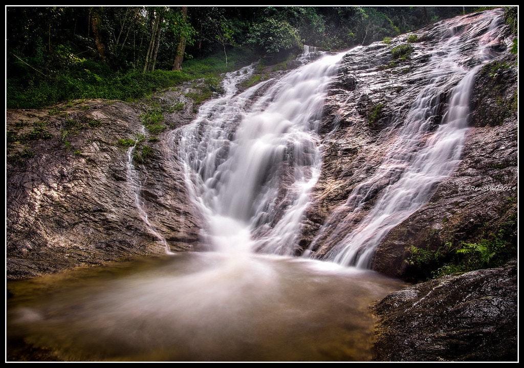 Lata Iskandar Waterfall