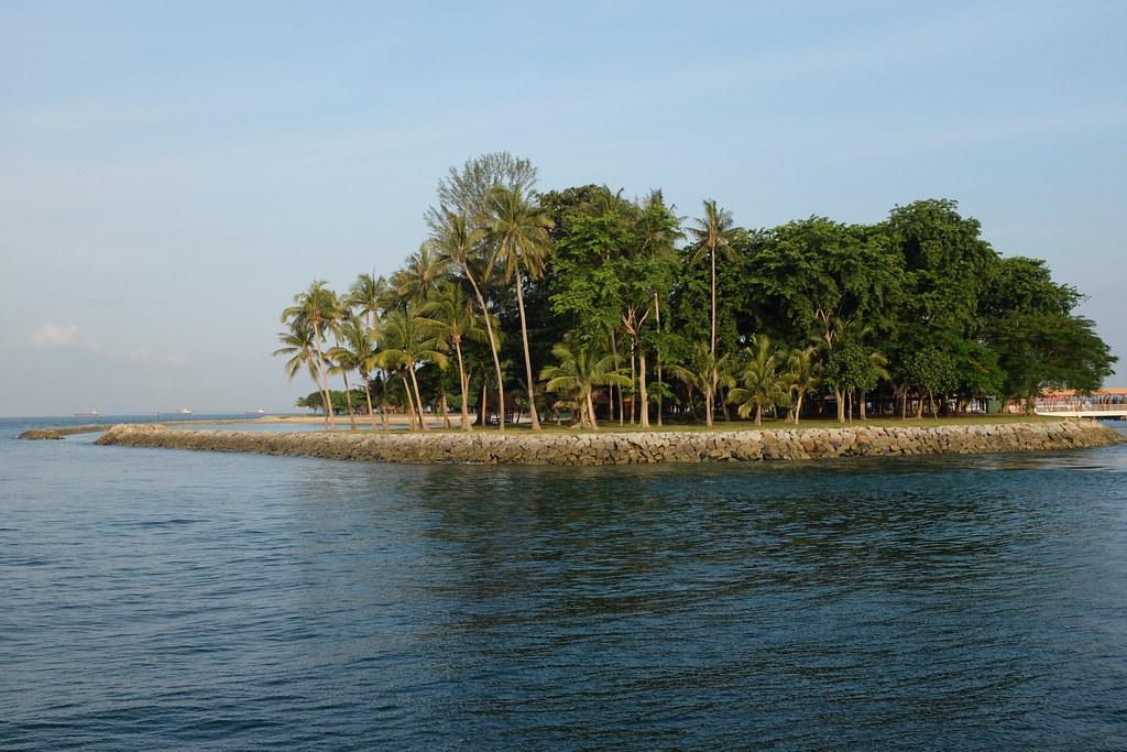 The Beautiful Kusu Island