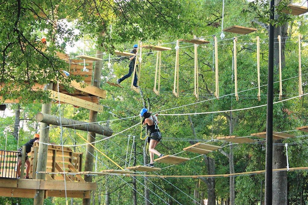 Wild Ropes Taronga Zoo
