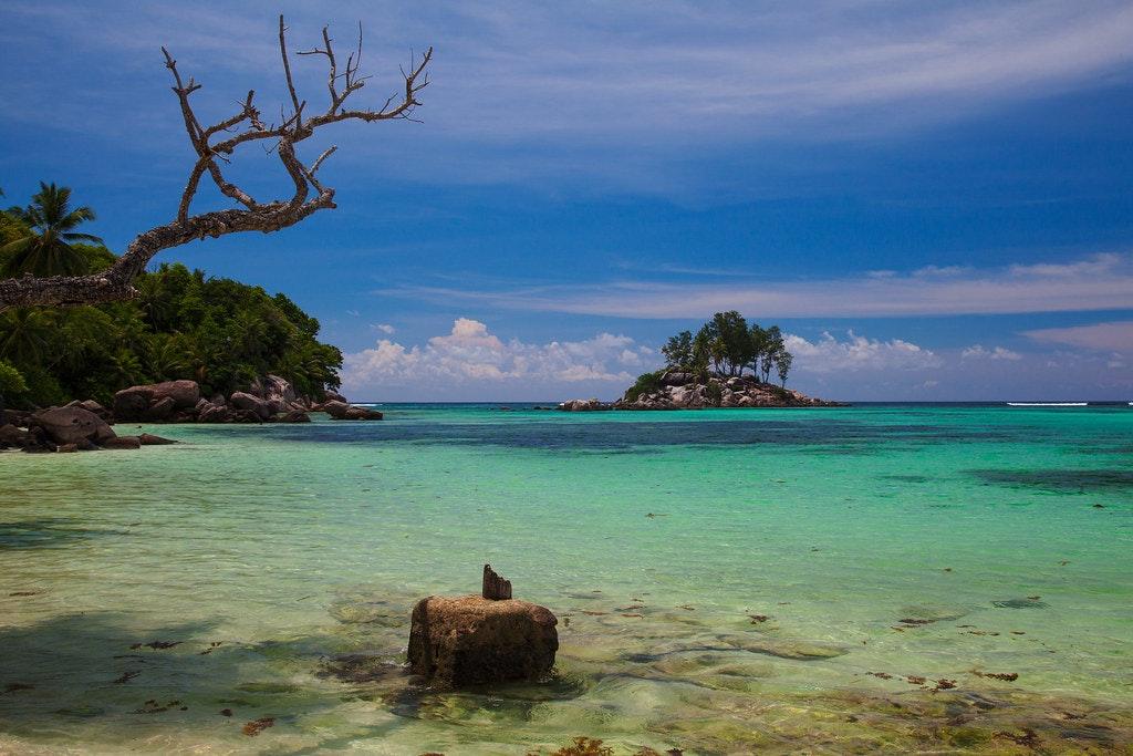 Anse Royale in Seychelles
