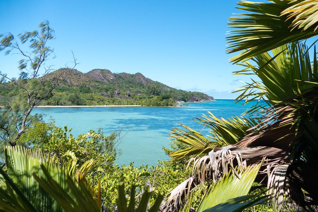 Curieuse  Island views