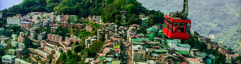 Gangtok - the Hill city