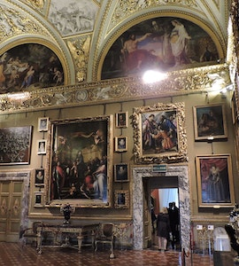 galleries in florence