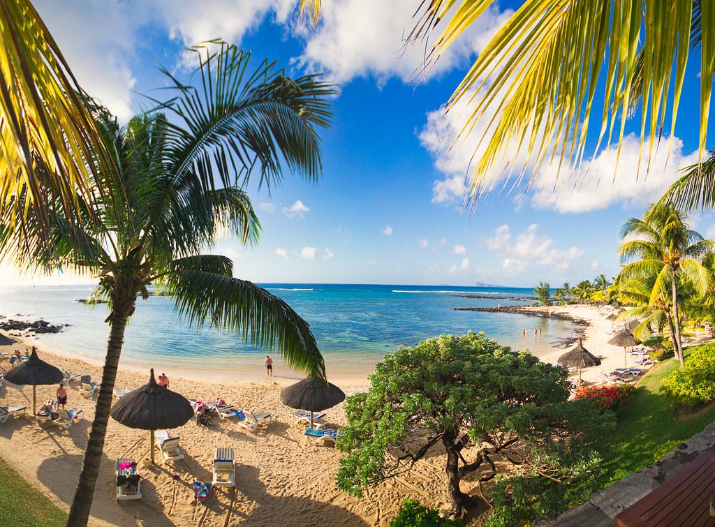 Mauritius Beach (Quatre Bornes in Mauritius)