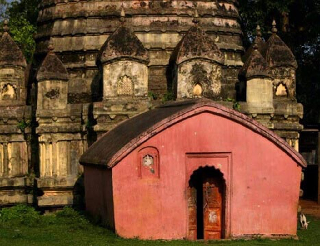 Asvakranta Temple
