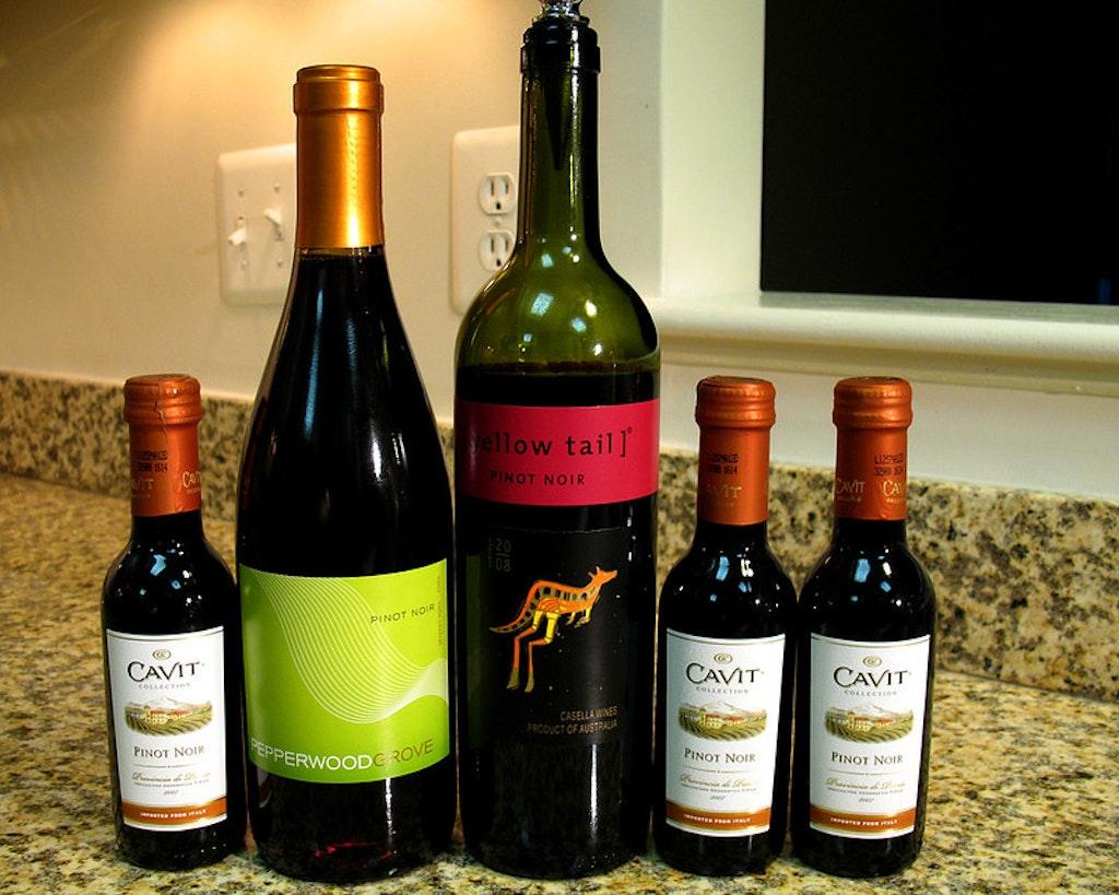 Pinot Noir Wine -australian drinks