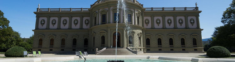 Ariana Museum in geneva