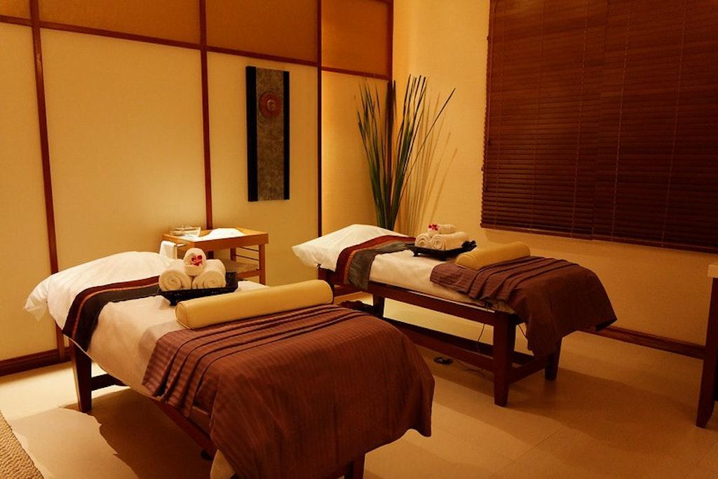 Spa In Palm Jumeirah