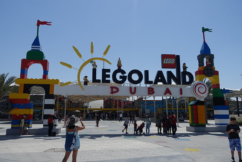 Legoland in Dubai