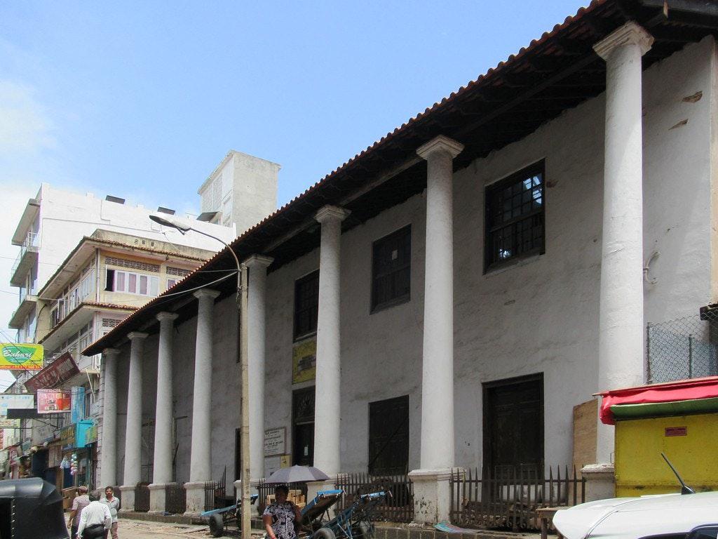 The Dutch Period Museum (Things to do in Moratuwa)