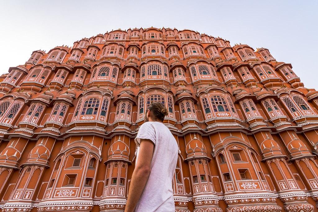 Hawa Mahal Jaipur(Best Tourist Spots in Jaipur)