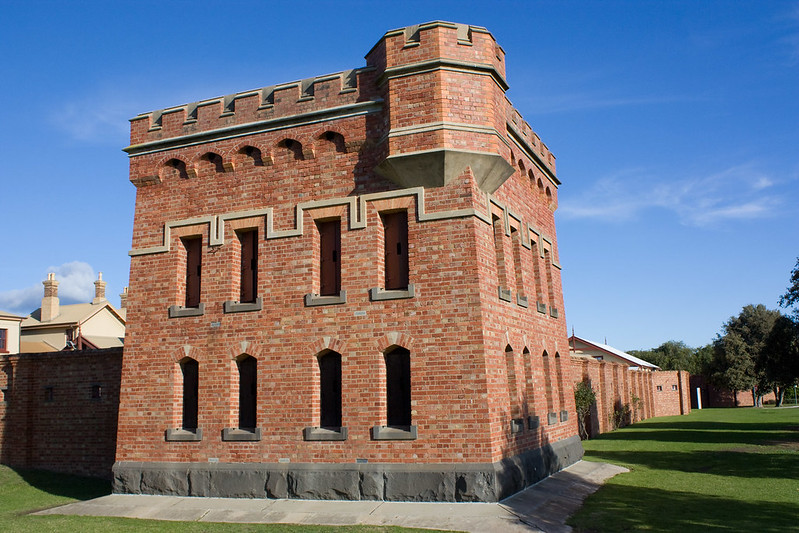Fort Queenscliff Castle in sydney