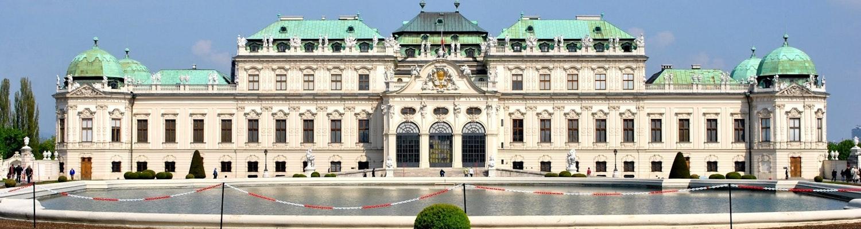 Belvedere Palace Vienna