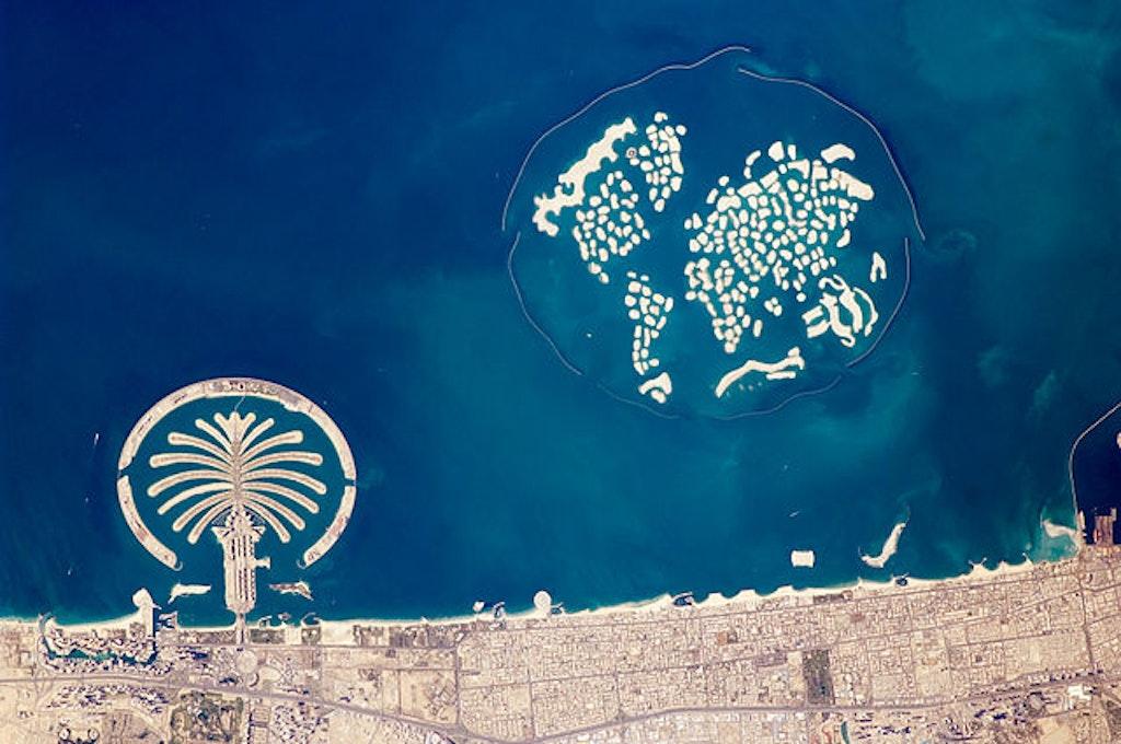 The World Islands