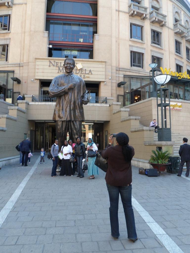 Mandela Square, Johannesburg