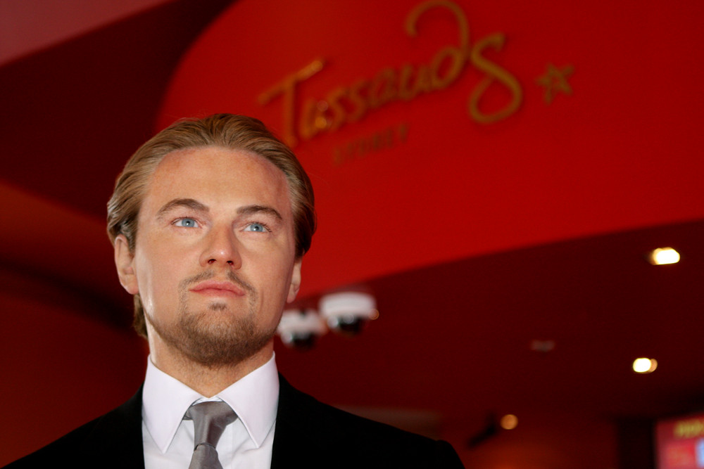 Leonardo Di Caprio Madame Tussauds
